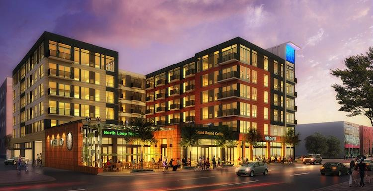 Opus is about to begin work on its latest project: the Velo, a boutique luxury apartment complex in downtown.