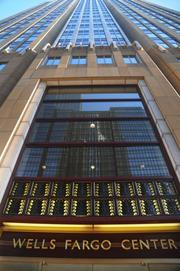 Wells Fargo Center Leased: 99.3 percent Occupied SF: 1,097,796 Vacant SF: 7,309