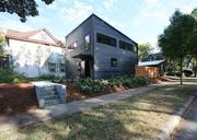 The Essential House in the Rondo neighborhood of St. Paul won an AIA Minnesota honor award as an urban infill project.