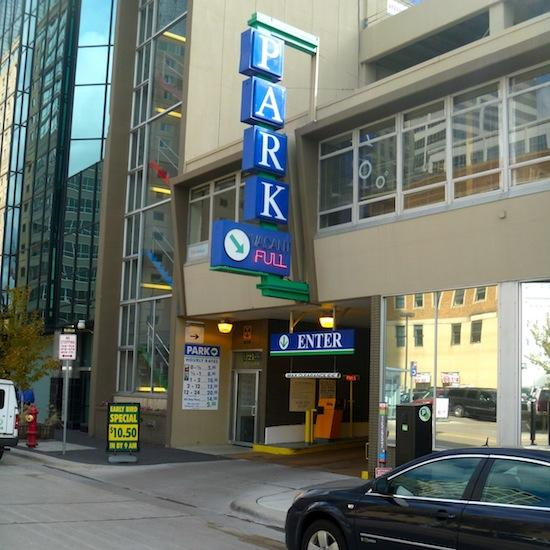 InterPark Holdings, of Chicago, recently bought the Mar-Ten Parking ramp in Minneapolis for $10.6 million.