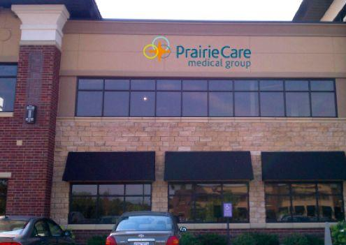 PrairieCare is expanding and moving its Woodbury clinic to this building at 651 Bielenberg Dr.