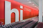 Target used red selectively in the new cityTarget store in Chicago, which won an honor award from the American Institute of Architects Minnesota chapter.