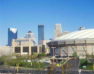 The search for a Metrodome replacement (and a way to pay for one) continues.