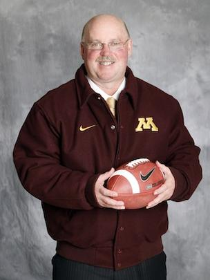 Jerry Kill, Gophers football coach