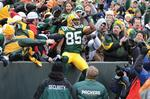 Home playoff games mean money for Packers