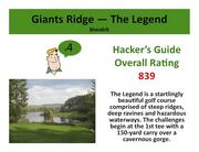Giants Ridge — The Legend Biwabik Click here to read the Hacker's Guide review of this course