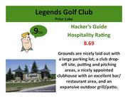 Legends Golf ClubPrior Lake>Click hereto read the Hacker's Guide review of this course.