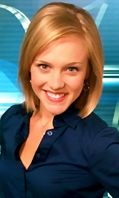 Jamie Hersch will make her debut as a sideline reporter for FSN on Feb. 17.