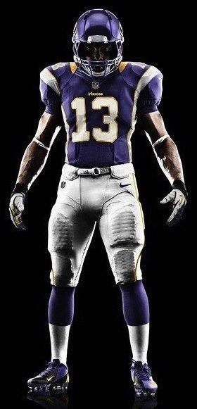 the latest 11395 e9fff Photos: Vikings unveil new Nike jerseys - Minneapolis / St ...