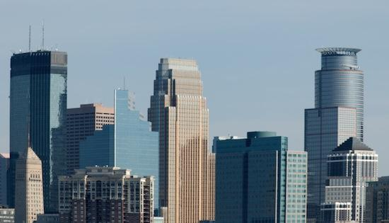 Minneapolis added thousands of new residents between 2010 and 2011.