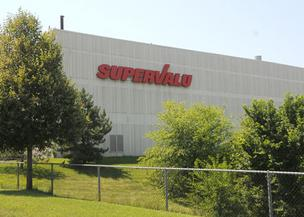 Supervalu's distribution center in Pleasant Prairie could end up in another building in the LakeView Corporate Park.