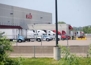 A Supervalu distribution center