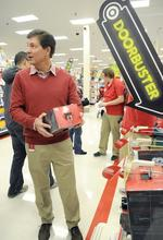 Black Friday weekend shopping sets record