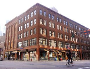 The former Nate's building on First Avenue. Click to see a map of the location.