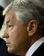 Anonymous donors fund fight against defense secretary nominee