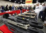 Gun ownership plays little part in insurance premiums, but some say it should
