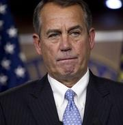 John Boehner leads congressional Republicans as speaker of the House.
