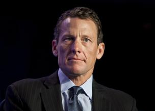 Lance Armstrong admitted to doping during an interview with Oprah Winfrey.