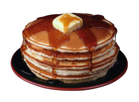 The first celebration of National Pancake Day was held in 2006.