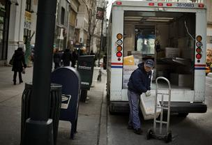 The U.S. Postal Service is expected to announce an end to Saturday mail delivery.