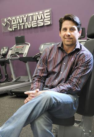 Chuck Runyon, CEO and co-founder of Anytime Fitness