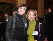 Jennifer Reedy (left) and Allison Barmann, both of McKinsey and Co.