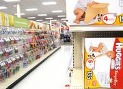 Remodeled stores will feature a consolidated baby department, sandwiched between apparel and home furnishings.