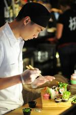 Slideshow: See the inside of the popular Masu Sushi restaurant