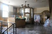 The original front lobby at Schmidt Brewery