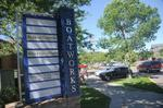 See inside Wayzata's Boatworks Building, where you can drive your boat to the office (photos)