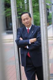 Ching-Meng Chew, vice president and treasurer at Ecolab Inc.