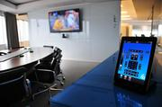 Apple iPads control lighting, screens and all technology in the company's conference rooms.