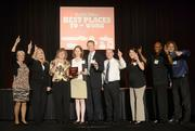 The No. 1 large-category Best Place to Work: Comcast