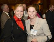 Tiffany Bring (left) and Kirstyn Sansom, both of SNI Technology