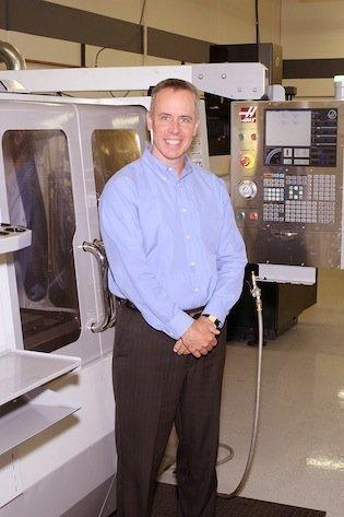 Brad Cleveland, CEO of Proto Labs