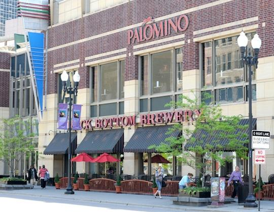 The Palomino restaurant at LaSalle Plaza in downtown Minneapolis will close in December. Crave will open in its place in April.