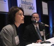 Jeanne Crain, president of M&I Bank Minnesota