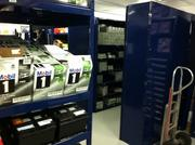Parts sales increased almost 9 percent in 2011.