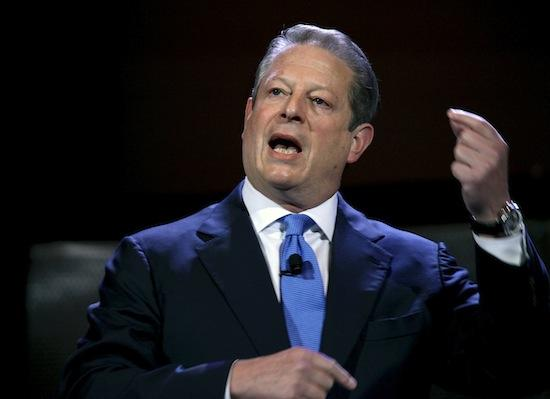 "A lawsuit claims that Al Gore was opposed to the sale of Current TV to Al Jazeera, but had a ""change of heart."""