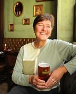 Finnegan's <strong>Jacquie</strong> <strong>Berglund</strong> cheered by Fast Company