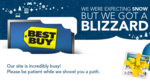 Best Buy website runs into pre-holiday problems