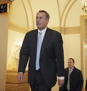 House Speaker John Boehner faces tough challenges this Congress -- including discontent among his fellow Republicans.