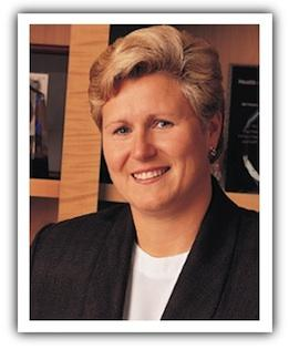 Gail Boudreaux, chief executive officer at UnitedHealth Group