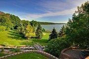 Brentwood Estate sits on Big Chippewa Lake northwest of Alexandria