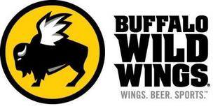 Buffalo Wild Wings' new logo. The company has 15 Dayton-area locations.