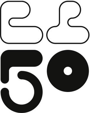 Carmichael Lynch's 50-year logo.