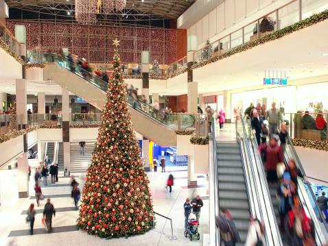 Holiday shopping will add about $58 billion to the Florida economy, according to the Florida Retail Federation.