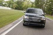 No. 9, Chrysler Town & Country