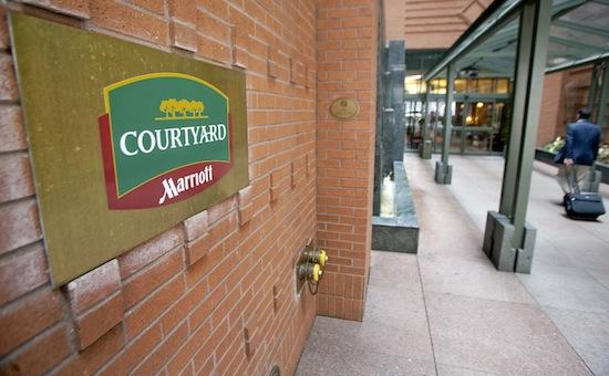 Courtyard by Marriott's newest Washington location will open on Monday.