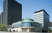 The Crowne Plaza St. Paul Riverfront